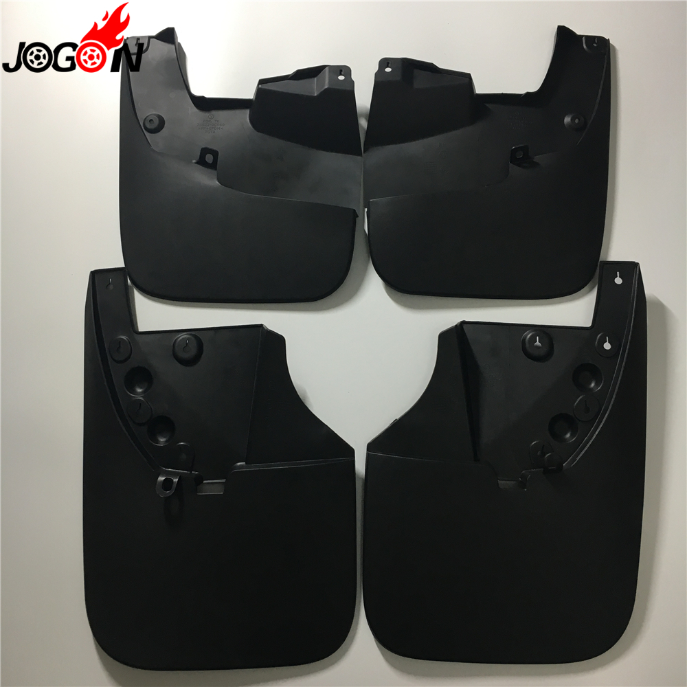 For Toyota Tundra 2007 2008 2009 2010 2011 2012 2013 Car Front Rear Mud Fender Flaps
