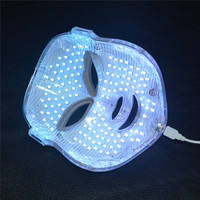 7 Color Led Facial Mask Photon Therapy Anti Aging Wrinkle Acne Removal Skin Care Rejuvenation Spa