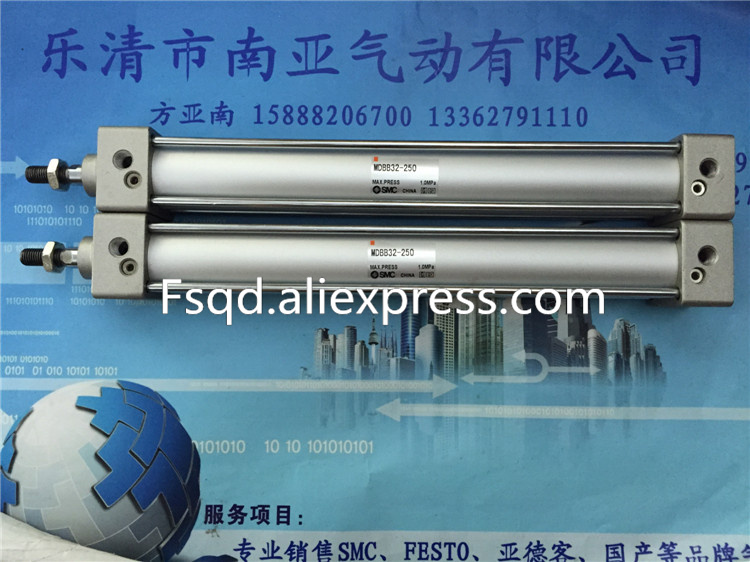 MDBB32-200 SMC pneumatic cylinder air cylinder pneumatic component air tools MDBB series cxsm10 10 cxsm10 20 cxsm10 25 smc dual rod cylinder basic type pneumatic component air tools cxsm series lots of stock