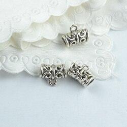 30 pcs Zinc Alloy Bead DIY European hollow big hole metal connect Beads Fits Charm Bracelets Necklaces Pendants making 18189