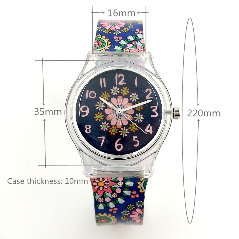 ALI shop ...  ... 32785798760 ... 2 ... WILLIS Brand Women Waterproof Quartz Watches Retro Flowers Silicone Watch Fashion Ladies Leisure Clock Dress Watches ...