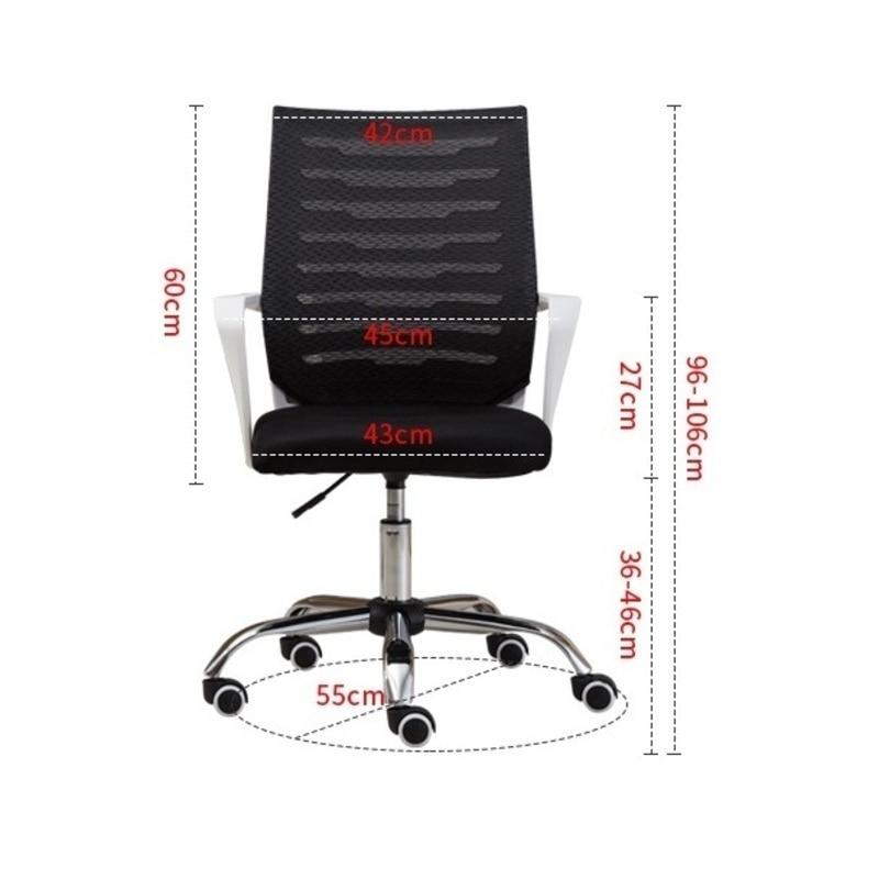 WB#3224 Garrett billion computer home office lift meeting staff dormitory student seat cloth chair термопот convito wb 16