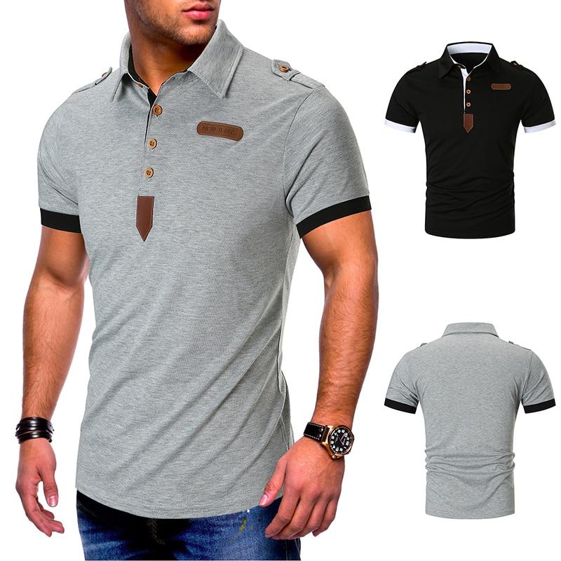 Brand New arrival Men   Polo   Shirt High Quality men   polo   shirt men short sleeve jerseys Summer Mens   polo   Shirts