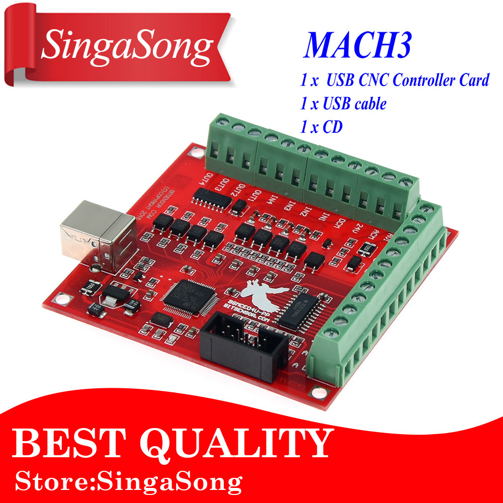 Mach3 Pendant Diy