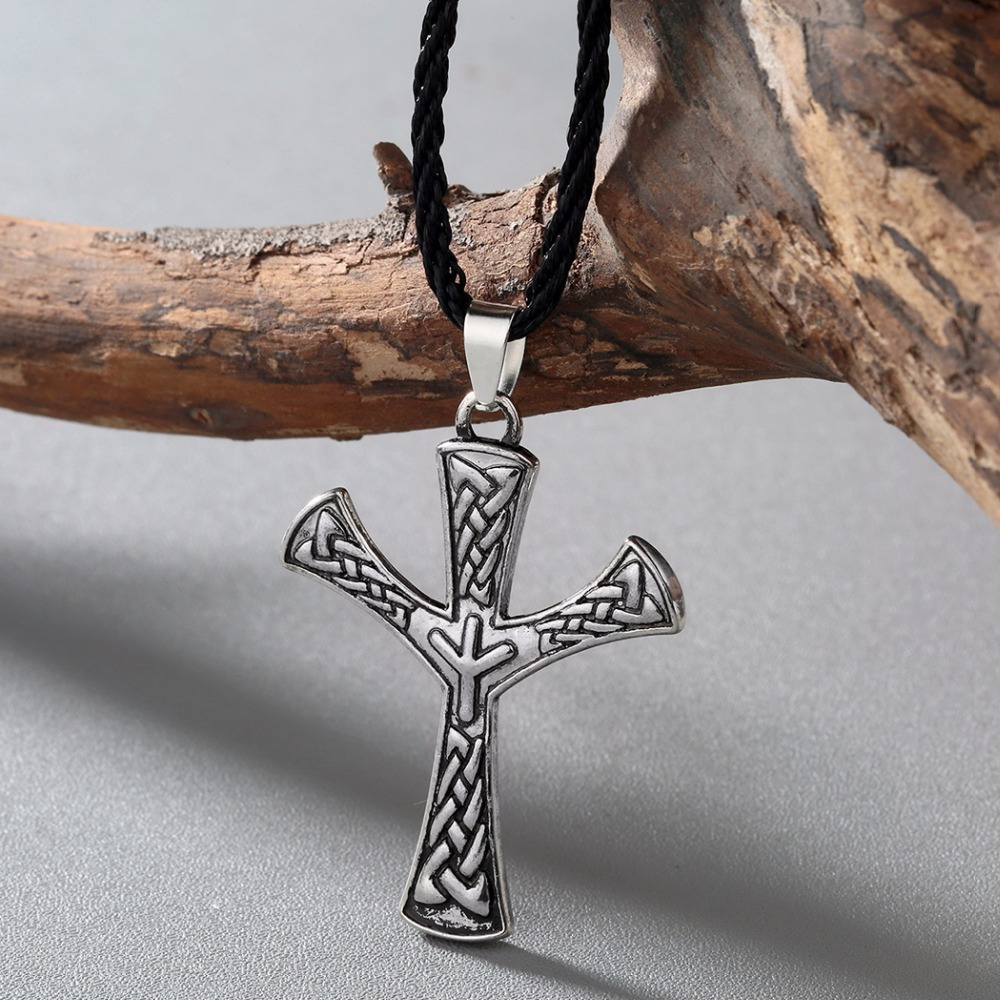 Detail Feedback Questions About Chengxun Mens Irish Viking Necklace