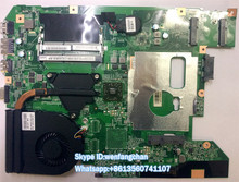Free shipping Laptop motherboard for B575 E300 On board 48.4PN01.011 One memory slot only DDR3