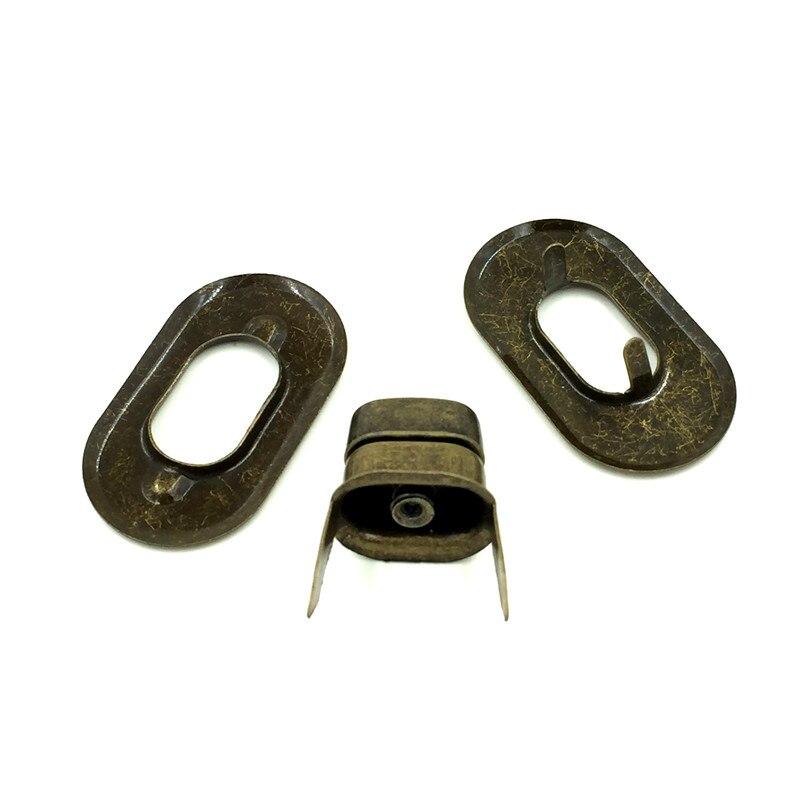 Aliexpress 10pcs Antique Bronze Tone Oval Purse Twist Turn Lock Diy Bag Handbag Clasps 37x21mm From Reliable Suppliers On