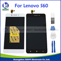 Original probado para lenovo s60 s60-a piezas de repuesto asamblea de pantalla lcd de panel táctil s60t s60w s60a teléfono + herramientas