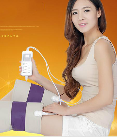 Fu jia electric knee warm old product rheumatic fever heating knee fields knee massager men and women цена