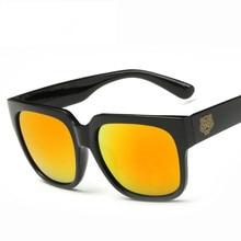 2018 marca gafas de sol hombres mujeres hombre gafas de sol Vintage mujer  revestimiento de espejo HD moda masculina sombra condu. c151a54a3d36