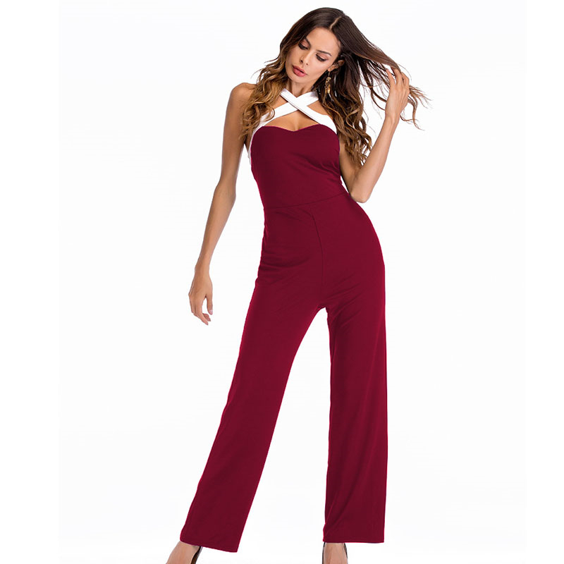 New Rompers Womens Jumpsuit Bodycon Jumpsuit Women Summer Overalls Sexy High Waist Plus Size Rompers Macacao Feminino Bodysuits