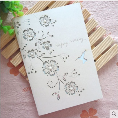 Free shipping stock creative elegant birthday cards greeting cards free shipping stock creative elegant birthday cards greeting cards various pattern best wishes gift cards 5pcslot on aliexpress alibaba group m4hsunfo
