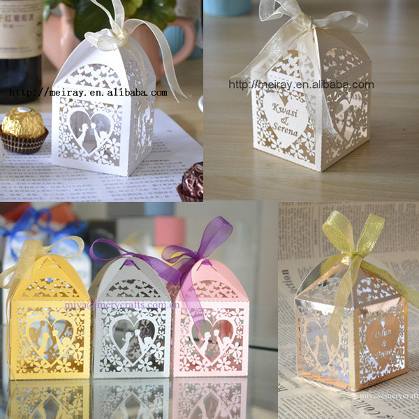 Personalised Wedding Candy Box Sweet Bag Supplies In Gift Bags Wring From Home Garden On Aliexpress Alibaba Group