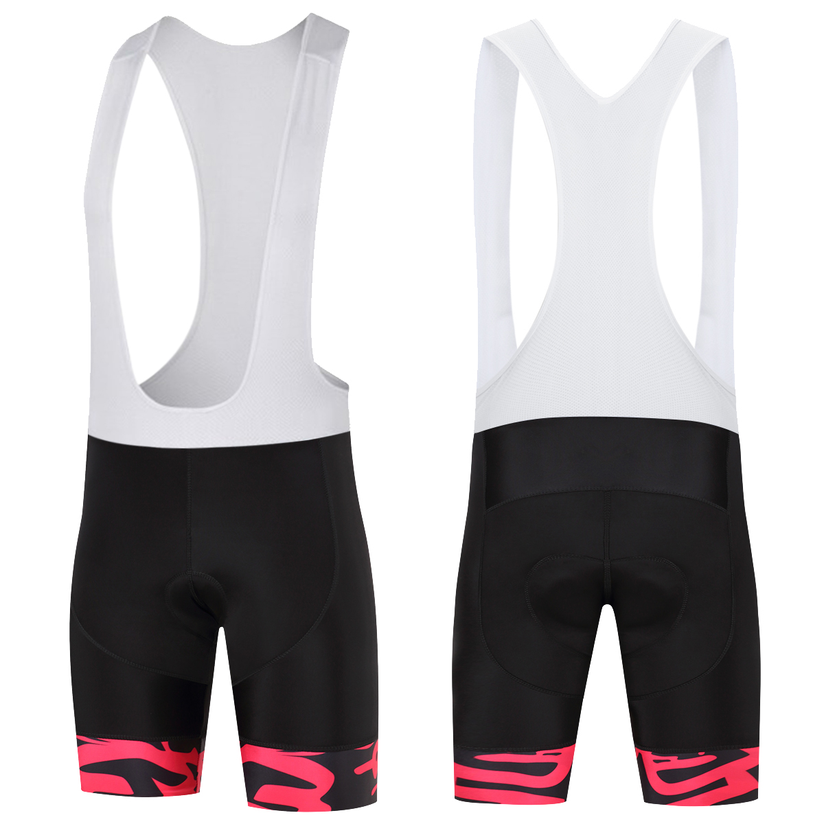 High quality 2018 Men's Cycling <font><b>Bib</b></font> <font><b>Shorts</b></font> summer Bicycle <font><b>Bib</b></font> <font><b>Short</b></font> Cycling pants 19D Padded Gel Breathable Quick drying image