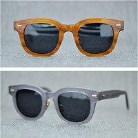 Vintage Square Polarized Sunglasses Men Women 2019 Fashion Brand Designer Rretro Sun Glasses Male Sunglass UV400 Gafas De Sol