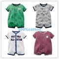 2016 mamelucos del bebé niños niñas traje ropa cómoda bebes clothing mono recién nacido del bebé del mameluco del cabrito desgaste cuerpo bebe