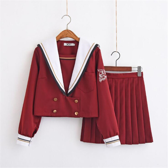 Японская школьная форма модель 3 1