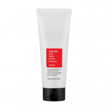 Cosrx Ácido Salicílico Diariamente Limpador Suave 150 ml Cuidados Com A Pele Remover Células Mortas Da Pele Sebo limpeza Remoção Cravo Pore Facial