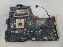 for Toshiba Satellite A665 A660 laptop motherboard HM55 DDR3 K000104420 NWQAA LA-6062P Free Shipping 100% test ok nokotion nwqaa la 6062p rev 2 0 mb k000104390 for toshiba satellite a660 a665 laptop motherboard geforce gt330m