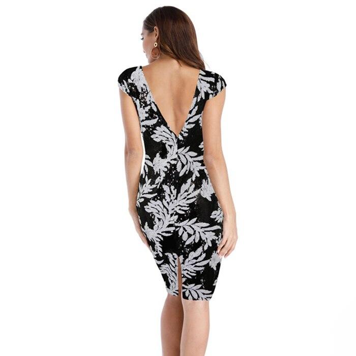 Great Gatsby Flapper Dress Sequins 8 (2)