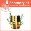 Free shopping 100% puro Espanha alecrim óleos Essenciais 2 ml, eficácias de desintoxicação de cosméticos de cuidados da pele