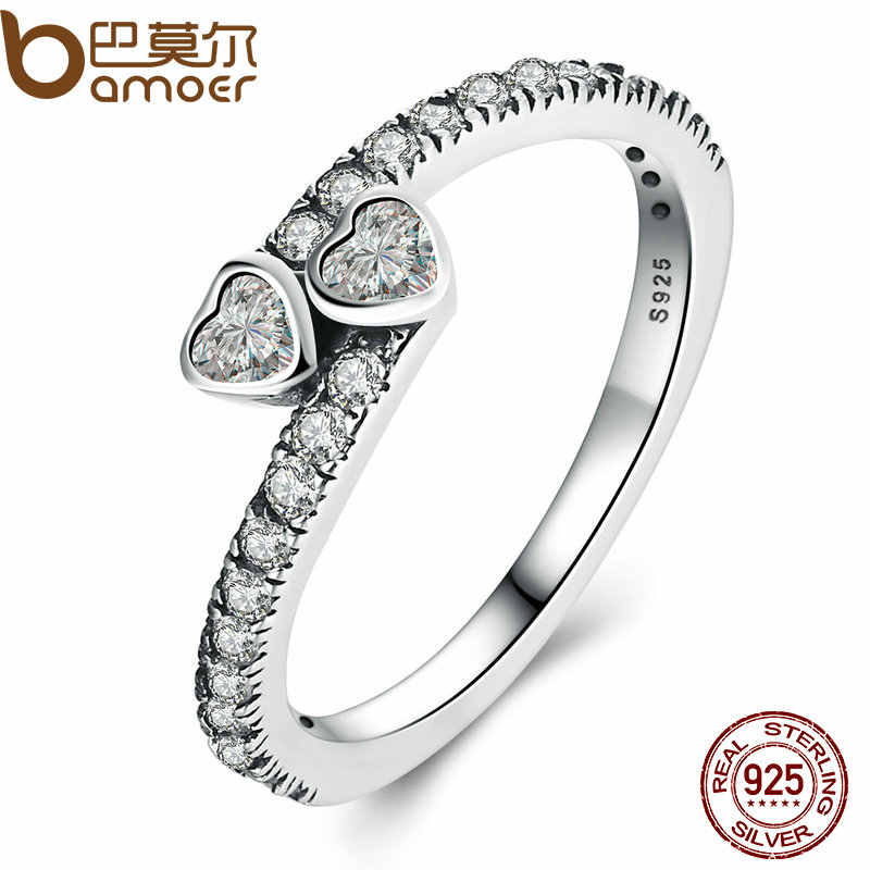 484d99c3b2eb Detail Feedback Questions about BAMOER Genuine 925 Sterling Silver ...