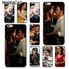 MaiYaCa Me Before You Movie On Sale Luxury Cool Phone Accessories Case for iPhone 8 7 6 6S Plus X 10 5 5S SE 5C Coque Shell(China)