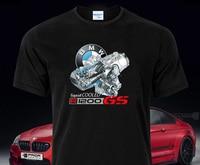 Été Homme D'été Casual Homme T-shirt Bonne Qualité R1200Gs Liquide Refroidi Moteur Moto T-Shirt Motorrad USA Nouveauté T-shirt