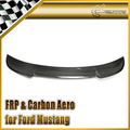 Car-styling For Ford 2015 Mustang MMD Style Carbon Fiber Rear Spoiler Wing