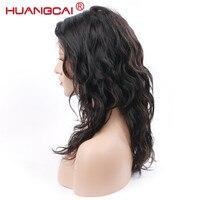 Малайзии природных волна короткие Синтетические волосы на кружеве Человеческие волосы Искусственные парики с ребенком волос боковой част