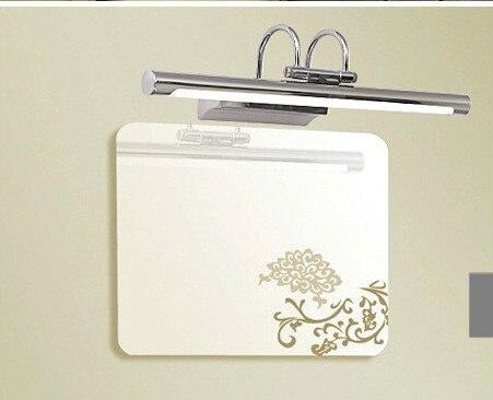 Kaptafel Met Licht : Led spiegel licht badkamer rvs spiegelkast lichtmicroscopie lamp