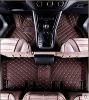 High quality mats! Custom special floor mats for Lexus IS 250 300 300h 2018 2013 waterproof carpets for IS250 2016,Free shipping
