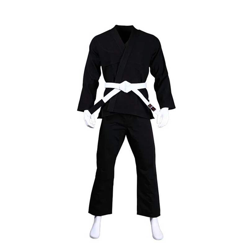 Brazil Brazilian Jiu Jitsu Judo Gi Bjj Gi Classic Black Blue White With White Belt