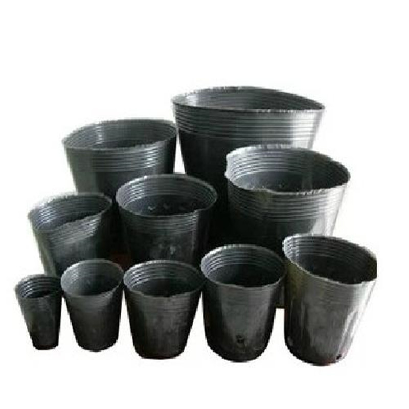 Nursery Pots Seedling Raising Pan Feeding Block Nutrition Garden Supplies Free Shipping 100 Pcs Size 10 12 In Flower Planters From Home