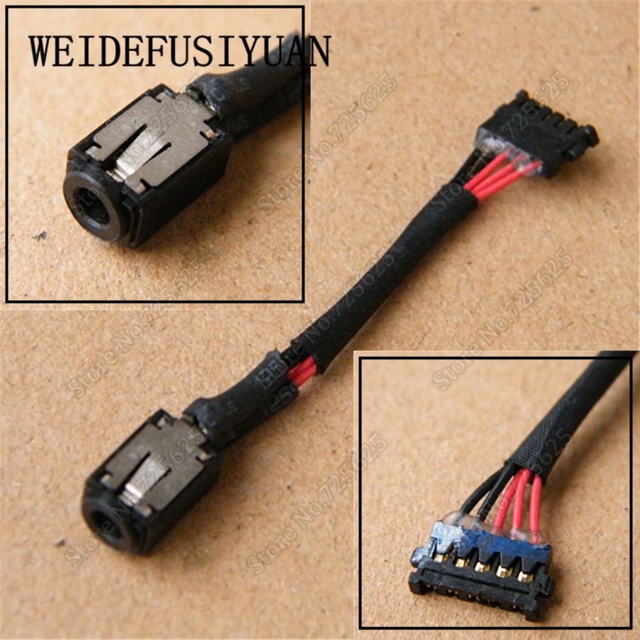 New AC DC Power Jack Plug Socket Cable Harness for Samsung Chromebook XE303C12 XE303C12-A01US XE303C12-H01US