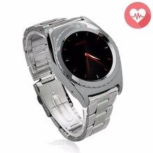 Zw46 bluetooth smart watch unterstützung gsm sim tf karte herzfrequenz sport uhr fitness tracker smartwatch für android xiaomi huawei
