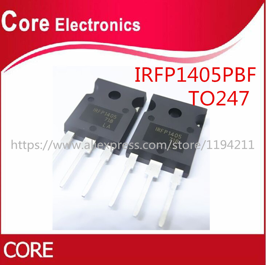 50pcs IRFP1405 TO-247