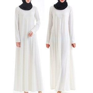 Image 5 - 2020 アバヤドバイ高級ハイクラススパンコールイスラム教徒ドレス刺繍レースラマダンカフタンイスラム着物女性のトルコイードムバラク