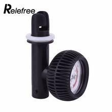 PVC pressure gauge air thermometer for inflatable boat kayak test air pressure