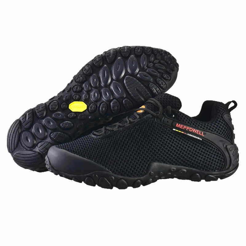 Горные мужские ботинки для похода, походная обувь, мужская водонепроницаемая Ультралегкая альпинистская обувь, спортивная обувь для мужчин 224-6-11