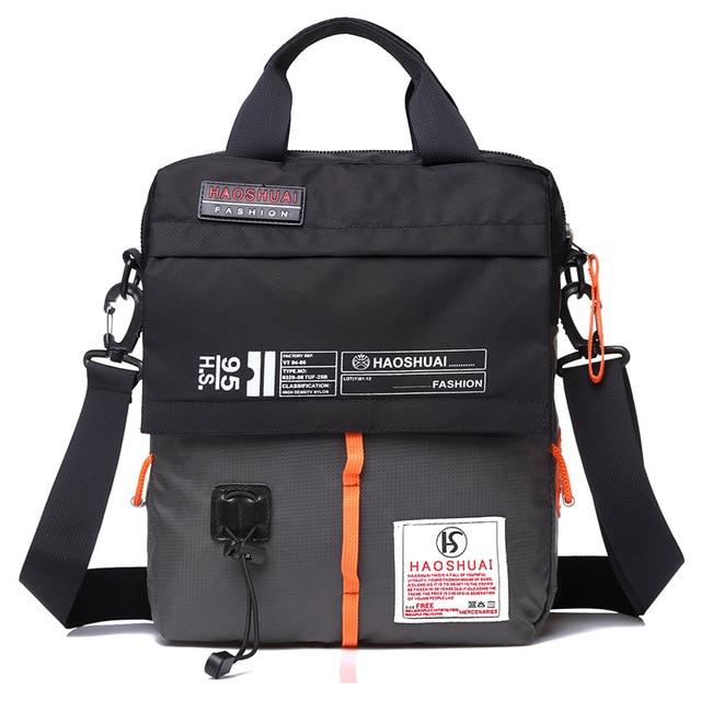 Crossbody bag New Multifunction Men bag Retro handbags Women Nylon Bags Shoulder Messenger Bags