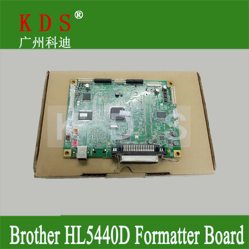 Original Formatter board for Brother HL5440D main board logic board PBA-MAIN for LV0838001 remove from new machine hotpoint ariston hotpoint ariston qve 91219s cis