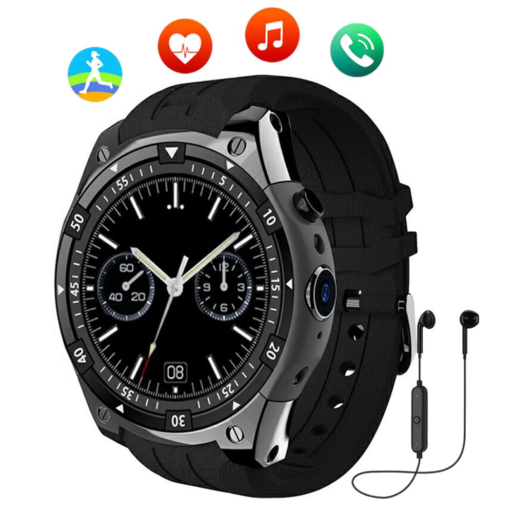 NEW X100 smart watch Android 5 1 OS Smartwatch MTK6580 3G SIM GPS watchs PK Q1