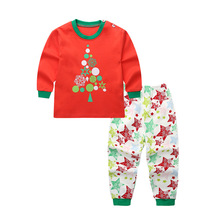The new style Cartoon adorable baby Boys Girls Clothes cotton Baby's Sets C1838-1877