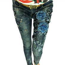 byoucosy Army Green Distressed Jeans For Women High Waisted Knee Ripped Jeans Skinny
