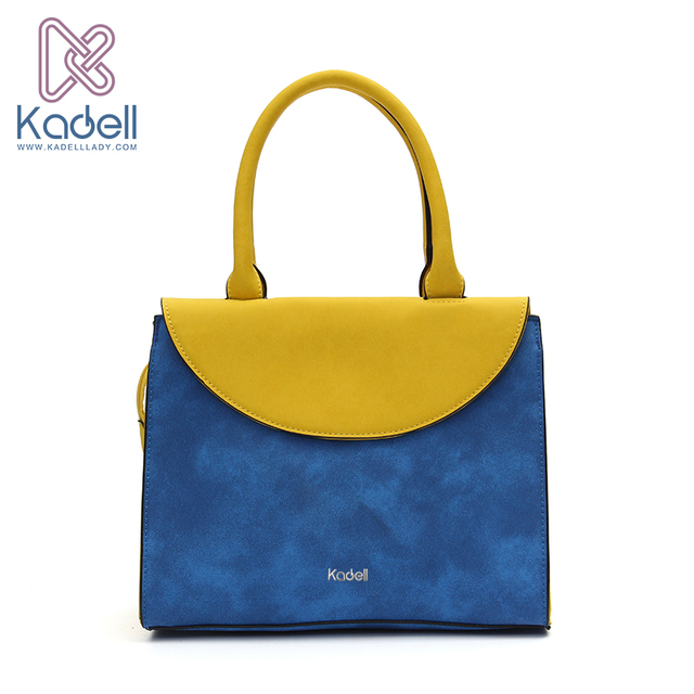 Kadell 2017 New Women Bags luxury Handbags Women Bags Designer Suede Bags Ladies PU Leather Large Capacity Shoulder Bags Totes