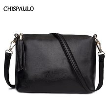 Luxury Brand Women Bags 2019 Designer Handbags Genuine Leather Bags For Women Shoulder Chain Bags bucket Ladies CrossBody X59(China)