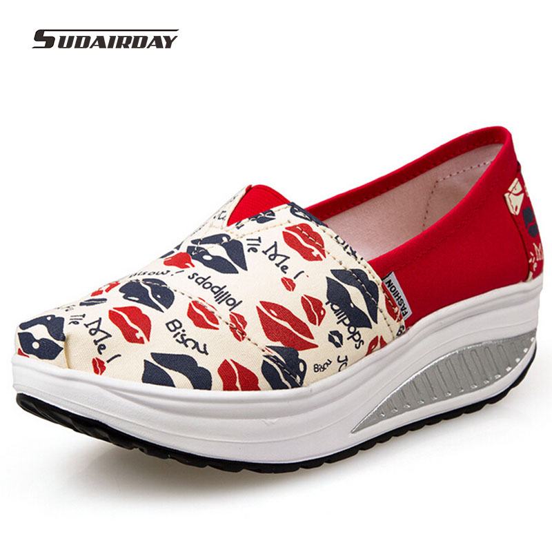 2016 Swing Fashion Casual Shoes font b Woman b font High Quality Canvas Shoes font b