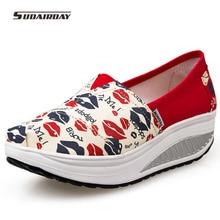2016 Swing Fashion Casual Shoes font b Woman b font High Quality Canvas Shoes font b