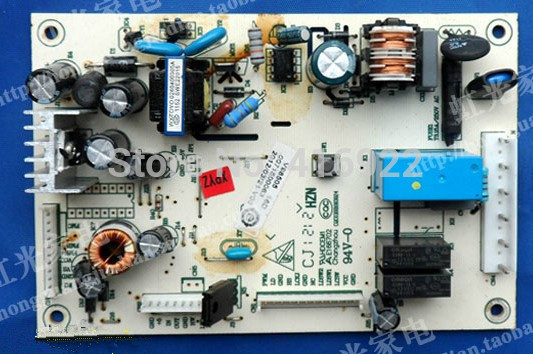 95% new Original good working refrigerator pc board motherboard for haier 0071800063 on sale motherboard for ci7zs 2 0 370 industrial board ci7zs 2 0 original 95%new well tested working one year warranty